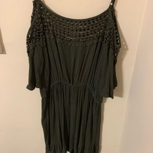 Cotton On Off the Shoulder Rompers
